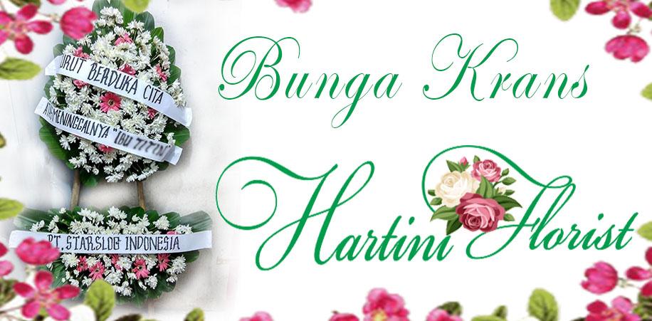 Bunga Krans Hartini Florist