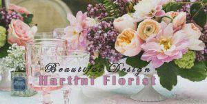 bunga meja terindah